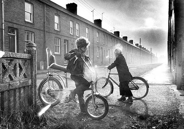 Bank Cycles, Catterick
